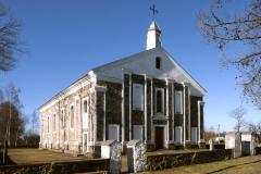 Kriaunų Dievo Apvaizdos bažnyčia