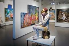 Dusetu dailės galerijoje