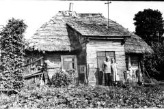 Dumblynės salos gyventojai Prakai. 1976 m.