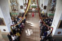 16. Šv. mišios už Baršėnų kaimo gyvuosius ir mirusiuosius Kriaunų bažnyčioje
