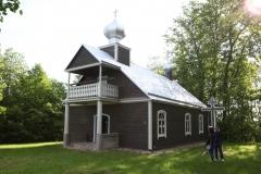 1. Bobriškio sentikių maldos namai