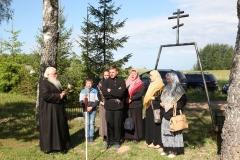 9. Giesmė prie Stirniškio kapinių vartų